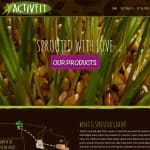 ActivFit website