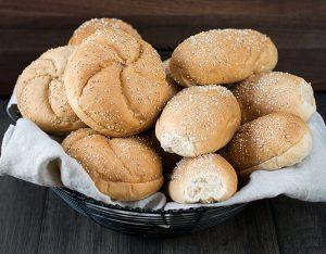 Quaker Bakery Buns